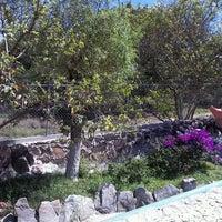 Photo taken at Balneario la Cruz by Miriam M. on 3/3/2012