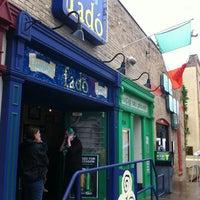 Photo taken at Fadó Irish Pub & Restaurant by Sean R. on 3/10/2012
