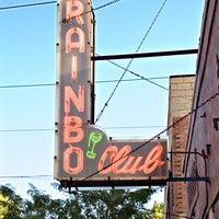 Photo taken at Rainbo Club by GQ Magazine on 8/22/2012