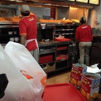 Photo taken at Popeyes by RealMusic 3. on 5/27/2012