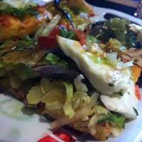 Photo taken at Pizzeria Trevi by Myra J. on 6/25/2012