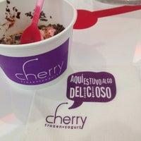 Photo taken at Cherry Frozen Yogurt by Rafael G. on 6/21/2012