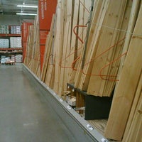 Photo taken at The Home Depot by Emily A. on 8/10/2012