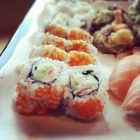 Photo taken at Mio Sushi by Portland Bars on 2/16/2012