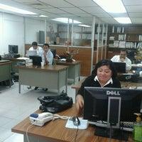 Photo taken at IEPC [Instituto Electoral y de Participación Ciudadana de Tabasco] by Carlos C. on 2/8/2012