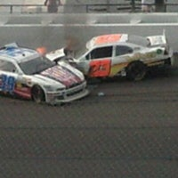 Photo taken at Michigan International Speedway by Mickey S. on 6/16/2012