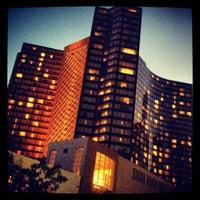 Photo taken at Hyatt Regency New Orleans by Brandon C. on 4/15/2012