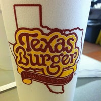 Photo taken at Texas Burger by candIs h. on 7/16/2012