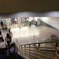 Photo taken at RapidKL KLCC (KJ10) LRT Station by Ismail A. on 6/6/2012