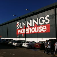 Photo taken at Bunnings Warehouse by BC B. on 5/9/2012