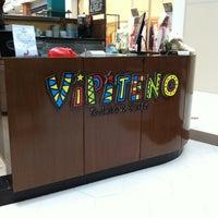 Photo taken at Vipiteno Gelato & Caffè by Roberta M. on 4/8/2012