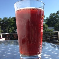 Photo taken at The Brickyard Pub & B.B.Q. by Drew K. on 7/24/2012
