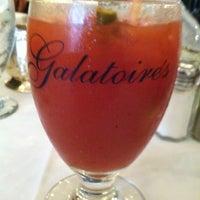 Photo taken at Galatoire's by DeGustibus on 5/24/2012