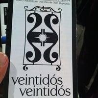 Photo taken at Teatro Ofelia by Laura U. on 3/18/2012