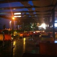 Photo taken at Volkan Cafe by Kübra on 7/25/2012