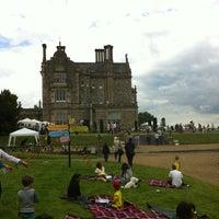Photo taken at Bayham Hall by John T. on 7/21/2012