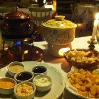 Photo taken at Restaurante Sal da Terra by Luana T. on 5/5/2012