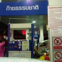 Photo taken at สถานีบริการ ngv พรีเมียร์พระรามเก้า by Night C. on 5/7/2012
