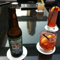Photo taken at Whiskey Blue by Chris C. on 5/26/2012