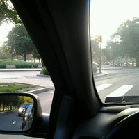 Photo taken at Benjamin Franklin Parkway by Veronica B. on 7/27/2012