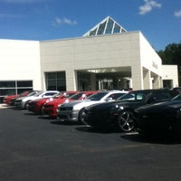 Photo taken at Hendrick Chevrolet by Amanda on 7/14/2012