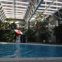 Photo taken at Crowne Plaza Louisville Airport Expo Ctr by Jenny N. on 6/9/2012