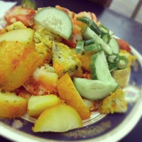 Photo taken at Thasevi Food by Ivan JunYao Ang on 8/21/2012