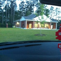 Photo taken at Camp Lejeune Visitor Center by Cherie F. on 5/20/2012