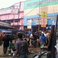 Photo taken at Pasar Bogor by Fajar S. on 3/17/2012