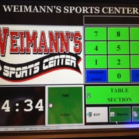 Photo taken at Weimann's Sports Center by Taylor K. on 8/3/2012