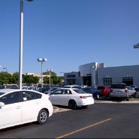 Photo taken at Grossinger Toyota North by Ed L. on 5/25/2012