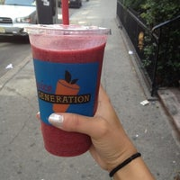 Photo taken at Juice Generation by Jaclyn B. on 8/7/2012