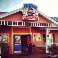 Photo taken at Florida Seafood Bar & Grill by Chad W. on 2/24/2012