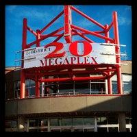 Photo taken at Megaplex 20 by Delaney N. on 7/19/2012