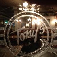 Photo taken at Tony's Spunky Steer by Ken M. on 6/6/2012