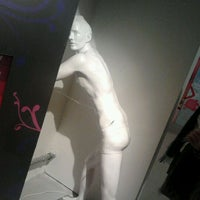 Photo taken at AMORA The Experience   Naked truth About Men and Women by Ronalds S. on 6/1/2012