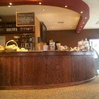 Photo taken at Mirabella Gelateria & Espressobar by Anwer Q. on 4/1/2012