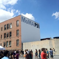 Photo taken at MoMA PS1 Contemporary Art Center by Lorgio J. on 7/21/2012