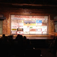 Photo taken at Pickleville Playhouse by ♻Tim C. on 7/12/2012