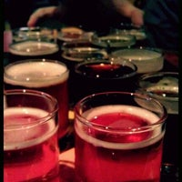 Photo taken at Raccoon Lodge & Brew Pub by Kyle L. on 2/10/2012