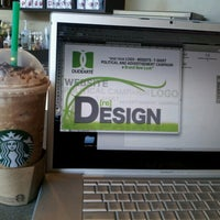 Photo taken at Starbucks by Emmanuel D S. on 6/20/2012