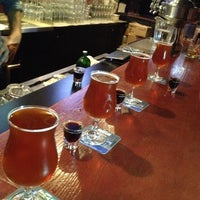Photo taken at Piece Brewery and Pizzeria by Dougie F. on 9/4/2012