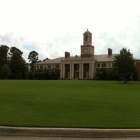 Photo taken at Berry College by Christopher H. on 7/17/2012