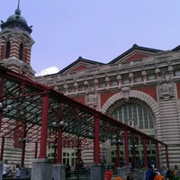 Photo taken at Ellis Island Immigration Museum by Mara on 8/17/2012