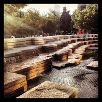 Photo taken at Jamison Square Park by Jay C. on 9/1/2012