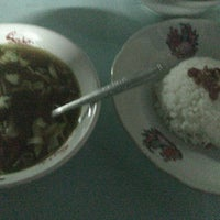Photo taken at Soto Hollywood by Wahyu N. on 9/3/2012