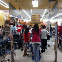Photo taken at hypermart by Lendy A. on 9/1/2012