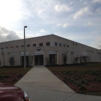 Photo taken at Ocean Sciences Building - NAVO by Tash S. on 2/21/2012