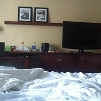 Photo taken at Courtyard by Marriott Airport West/ Doral by Gregory J. on 7/6/2012