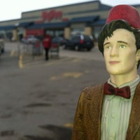 Photo taken at Hy-Vee by Andy L. on 3/4/2012
